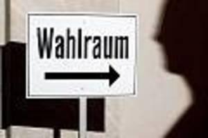 Öffnungszeiten im Wahllokal - Landtagswahl in Brandenburg und Sachsen: So lange kann ich wählen gehen