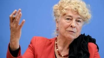 Gesine Schwan: GroKo im Bund war bei Wahlkämpfen keine Hilfe