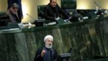 iran-konflikt: usa verhängen sanktionen gegen iranisches raumfahrtprogramm