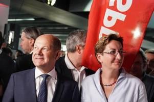 Deutschlandtour der SPD-Kandidaten mit ungewissem Ausgang