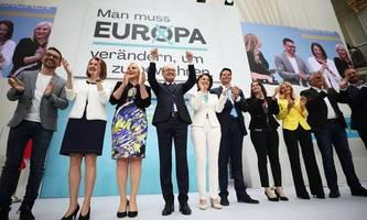 EU-Wahl bringt Parteien fast 13 Millionen Euro zusätzlich