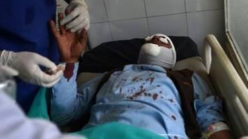 mindestens fünf tote bei explosion einer autobombe in kabul