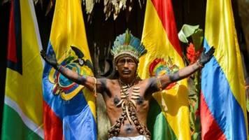 amazonas-länder wollen Überleben unseres planeten sichern