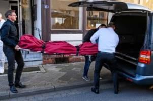 sekte: armbrust-fall abgeschlossen – behörden gehen von suizid aus