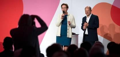 Auf verlorenem Posten – Olaf Scholz ist der erste Verlierer des SPD-Castings