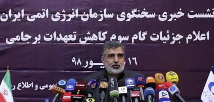 wie gefährlich ist der jüngste schritt des iran?