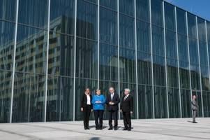 Neues Bauhaus Museum zwischen Transparenz und Spiegeln