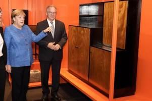 Unerschöpfliche Quelle - Merkel eröffnet Dessauer Museum