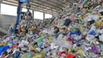 Besser recyceln dank Feenstaub-Markierung