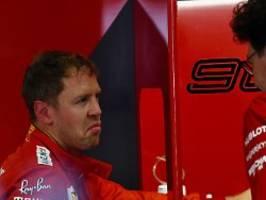 Formel-1-Lehren aus Monza: Vettel enttäuscht, Hamilton findet Schuldigen