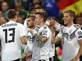 Mühsamer Sieg gegen Nordirland: Halstenberg bringt DFB-Team auf EM-Kurs