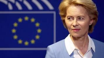 13 Frauen, 14 Männer: 50 Prozent Frauenanteil in von der Leyens EU-Kommission