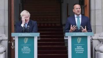 brexit-news: johnson pocht weiter auf termin und austritt ohne backstop – verrät aber nicht, wie das gehen soll