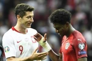 EM-Qualifikation: Österreich mit torlosem Remis in Polen
