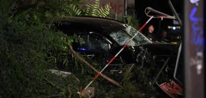 Schwerer SUV-Unfall – Polizei ermittelt wegen fahrlässiger Tötung