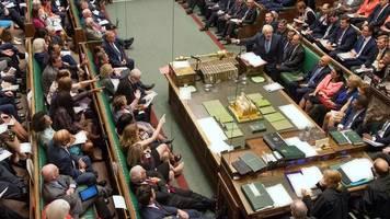 Boris Johnson: Britisches Parlament muss schon heute in Zwangspause