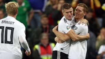 Deutschland gegen Nordirland Liveticker: Das DFB-Team gewinnt mit Mühe 2:0
