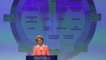 EU-Kommission: Ursula von der Leyen setzt auf drei mächtige Vizes