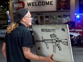 inländische terrororganisation: us-waffenlobby nra verklagt san francisco