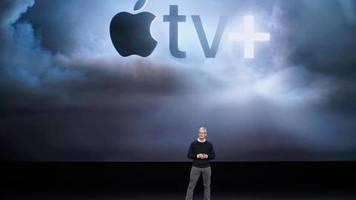 Apple TV+: Apple macht Videostreaming-Dienst billiger als Konkurrenz