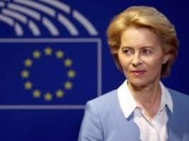 Interview am Morgen: EU-Kommission: Von der Leyens Programm ist wirklich ehrgeizig