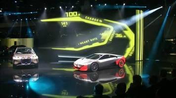 video: iaa: e-autos im scheinwerferlicht