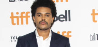 Neuer Look: The Weeknd sieht jetzt aus wie Sonntagnachmittag
