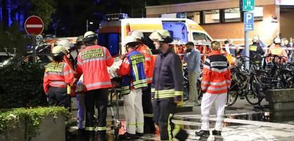 Brand in Klinik fordert Leben eines Patienten