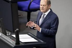 Kritik an Scholz' Etat schon zum Auftakt der Haushaltswoche