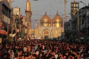 Mehr als 30 Pilger sterben bei Massenpanik im Irak