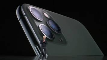 Apple-Keynote: iPhone 11 soll Aufschwung bringen –  neuer Streamingdienst soll Netflix angreifen