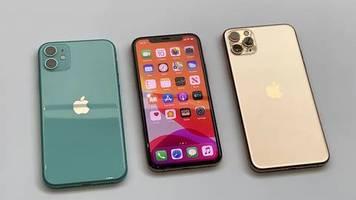 iPhone 11: Sechs Dinge, die Sie über die neuen iPhones wissen müssen