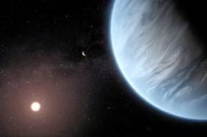 Wissenschaft: Forscher finden erstmals Wasserdampf auf einem Planeten