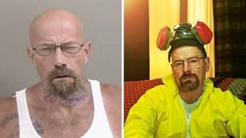 Illinois: Breaking Bad-Fans können nicht glauben, wen die Polizei wegen Crystal-Meth-Besitzes sucht