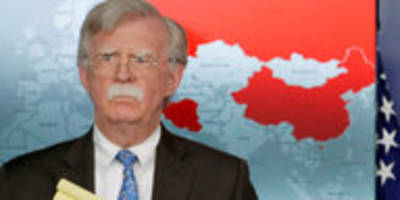 Kriegstreiber John Bolton: Ein Sicherheitsrisiko weniger