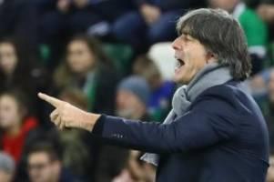 Fußball-Ticker: Jogi Löw fordert Geduld für Rückkehr in die Weltspitze