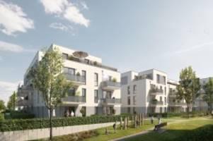 Hamburg-Nord: Richtfest für 112 neue Mietwohnungen an der Tarpenbek
