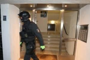 Norddeutschland: Verdacht auf Finanzierung von Terrorismus: Razzia im Norden