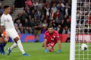 EM-Qualifikation: Sancho: Erste England-Tore für verstorbene Oma