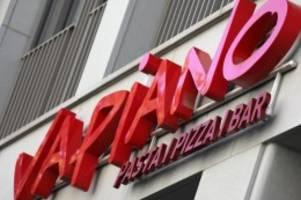 Angeschlagene Restaurantkette: Vapiano mit hohem Verlust und noch mehr Schulden