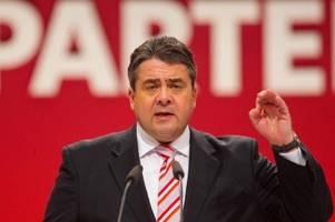 gabriel favorisiert duo pistorius/köpping für spd-vorsitz