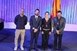 Sea-Watch-Kapitänin - Rackete bekommt katalanische Ehrenmedaille - City-Coach Guardiola hält Laudatio