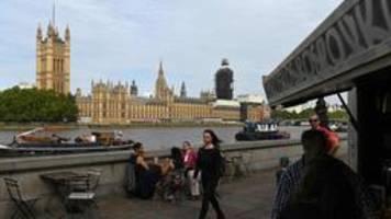 Schottisches Gericht: Parlaments-Zwangspause illegal