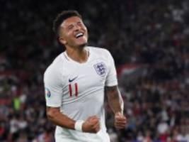 EM-Qualifikation: England siegt spektakulär gegen Kosovo