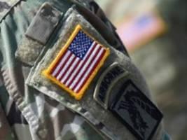 Zahlen aus dem Pentagon: 100 000 Soldaten in US-Armee sollen Opfer sexueller Übergriffe geworden sein
