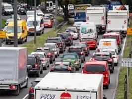 Vier Straßen für Diesel gesperrt: Köln kommt um Fahrverbotszone herum