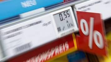 Inflation in Deutschland: Verbraucherpreise im August nicht mehr so stark gestiegen