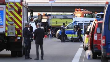 Flucht aus Polen: Polizei erschießt mutmaßlichen Straftäter auf Berliner Autobahn