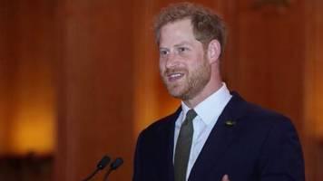 Invictus Games: Prinz Harry gesteht: Das war eine meiner schlechtesten Reden