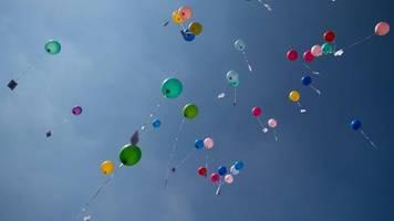 Tierschutz: Niedersachsens Grüne wollen Luftballons verbieten lassen